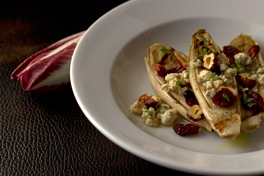 ... endive how to grill endive and farro with grilled endives endive isn t
