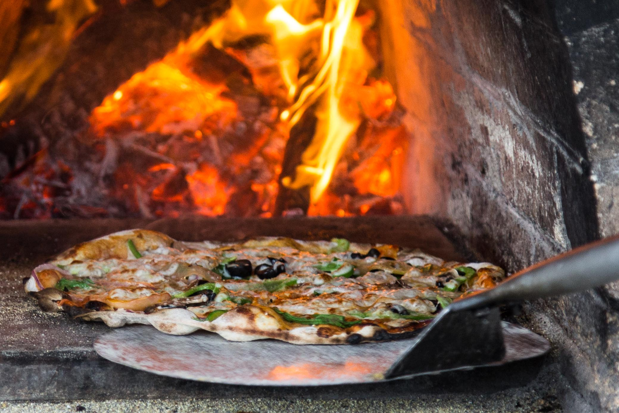 Wood Fire Pizza