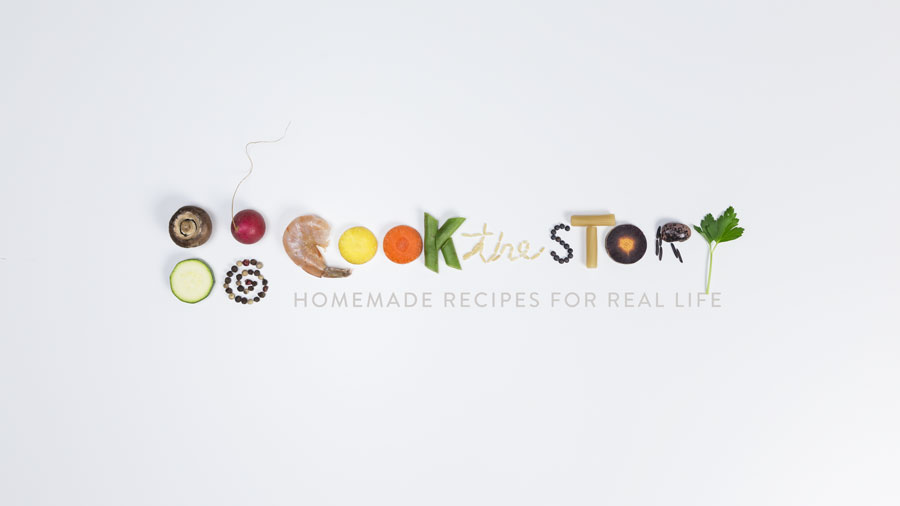 Cook the Story Stop Motion Logo
